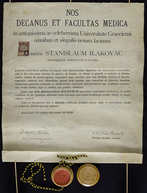 Stanislav Ilakovac HMMF