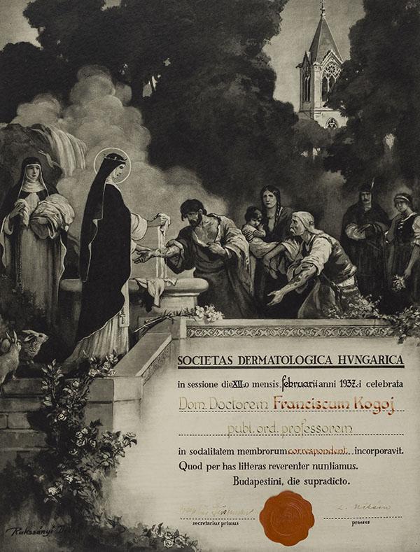Franjo Kogoj HMMF