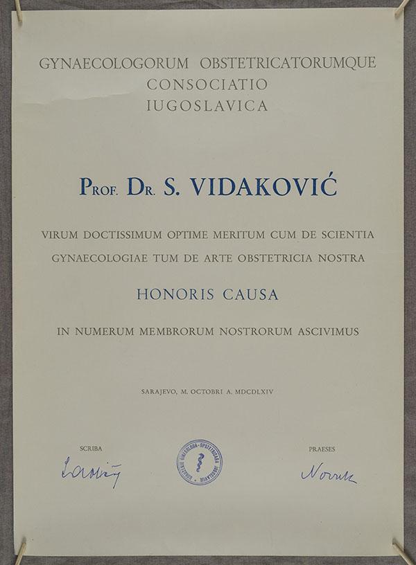 Stjepan Vidaković HMMF