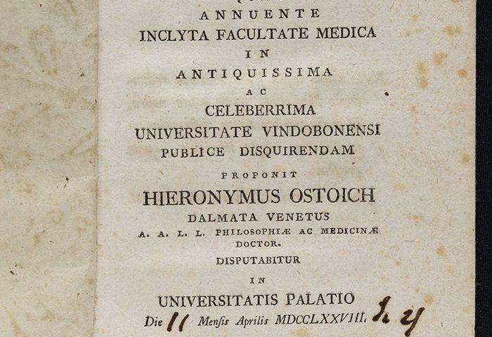 Disertacija Jeronima Ostoića