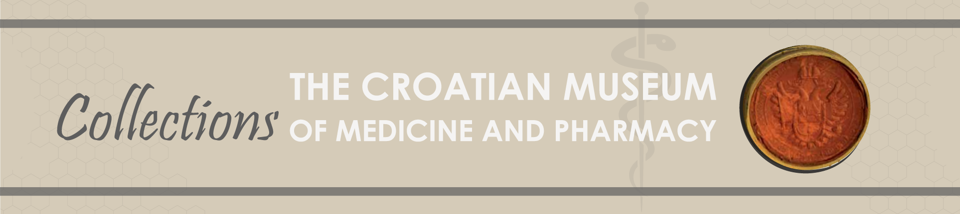The Croatian Museum of Medicine and Pharmacy - Collections