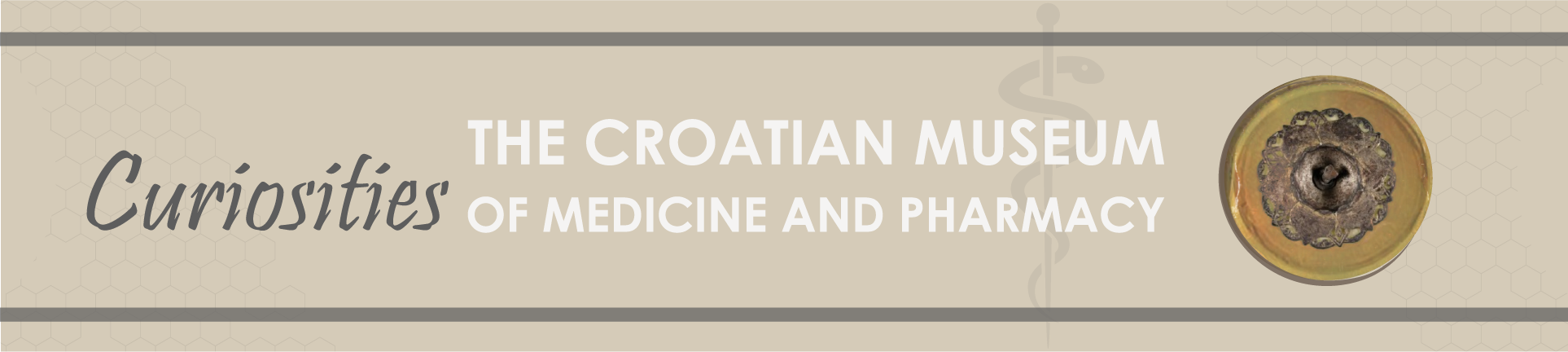 The Croatian Museum of Medicine and Pharmacy - Curiosities