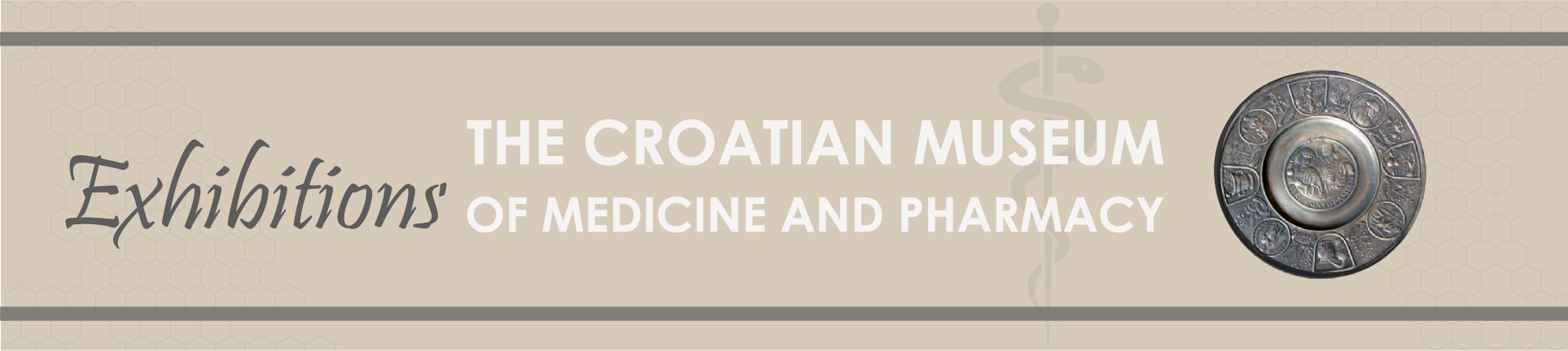 The Croatian Museum of Medicine and Pharmacy - Exhibitions