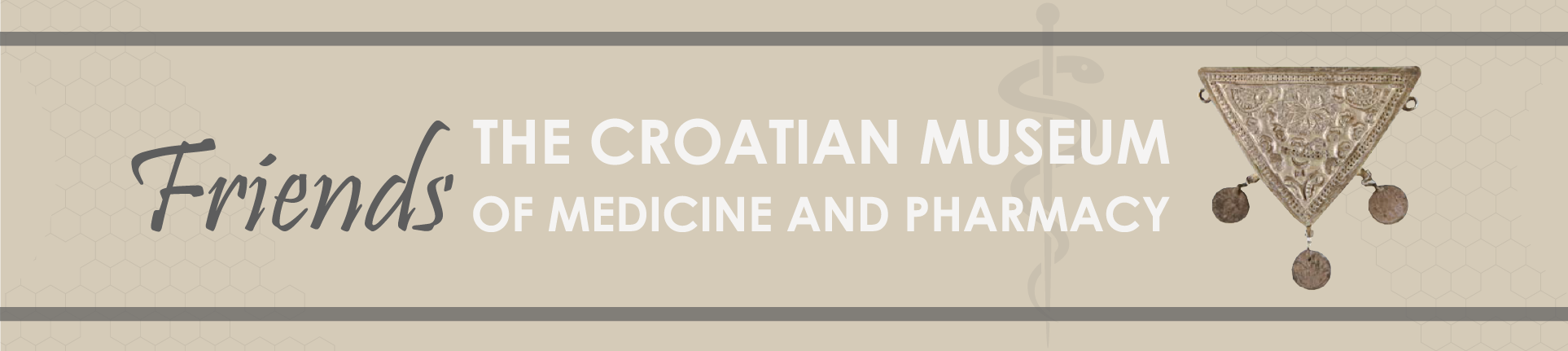The Croatian Museum of Medicine and Pharmacy - Friends