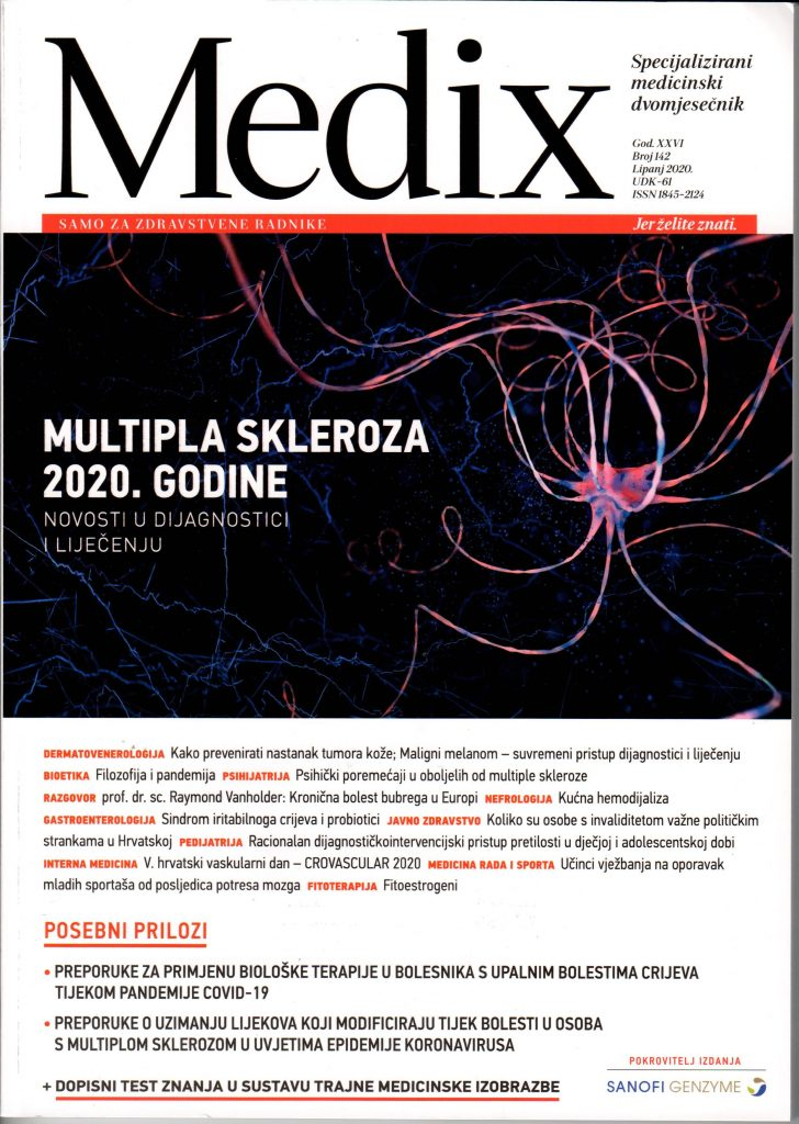 Novi broj časopisa MEDIX donosi i osvrt o Muzeju