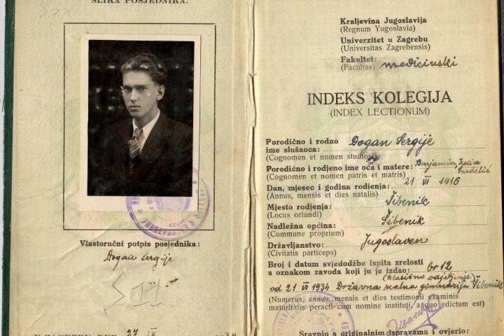 Članak o donaciji iz ostavštine Sergija Dogana objavljen u Radu HAZU